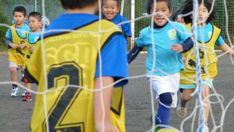 ビギナーサッカースクール